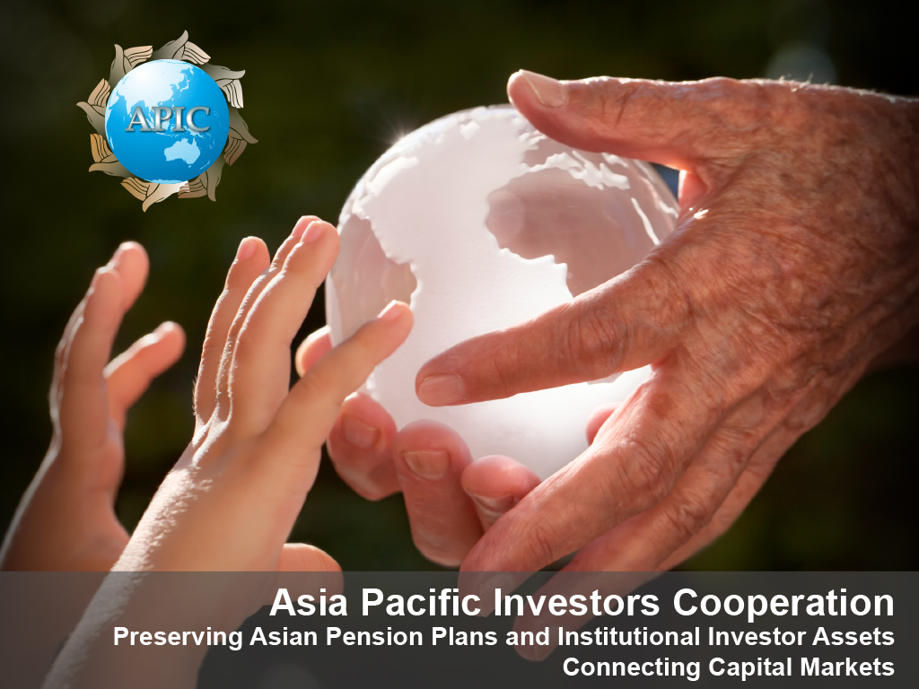 Asia Pacific Investors Cooperation, Preserving Asian Pension Plans and Institutional Investor Assets, Connecting Capital Markets